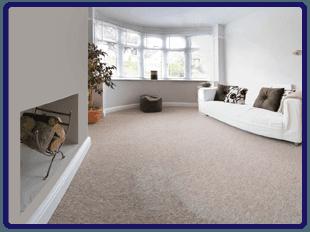 Very tidy living room