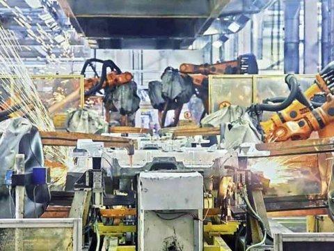 macchinari per assemblaggi industriali