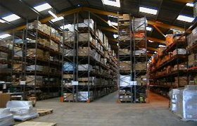 shelving - Bury St Edmunds, Suffolk - Anglia Pallet Racking Company - shelving