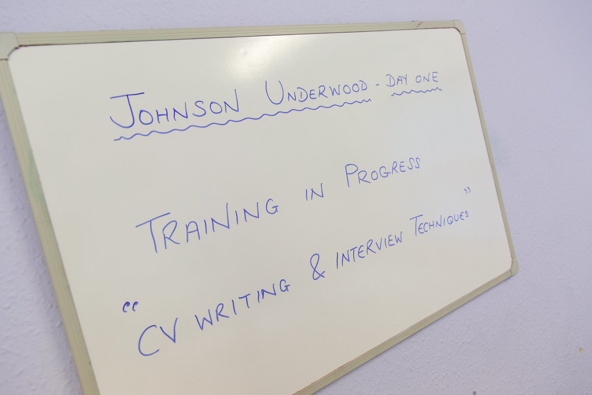 Cv writing service northampton
