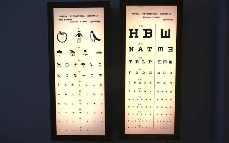 controllo periodico vista