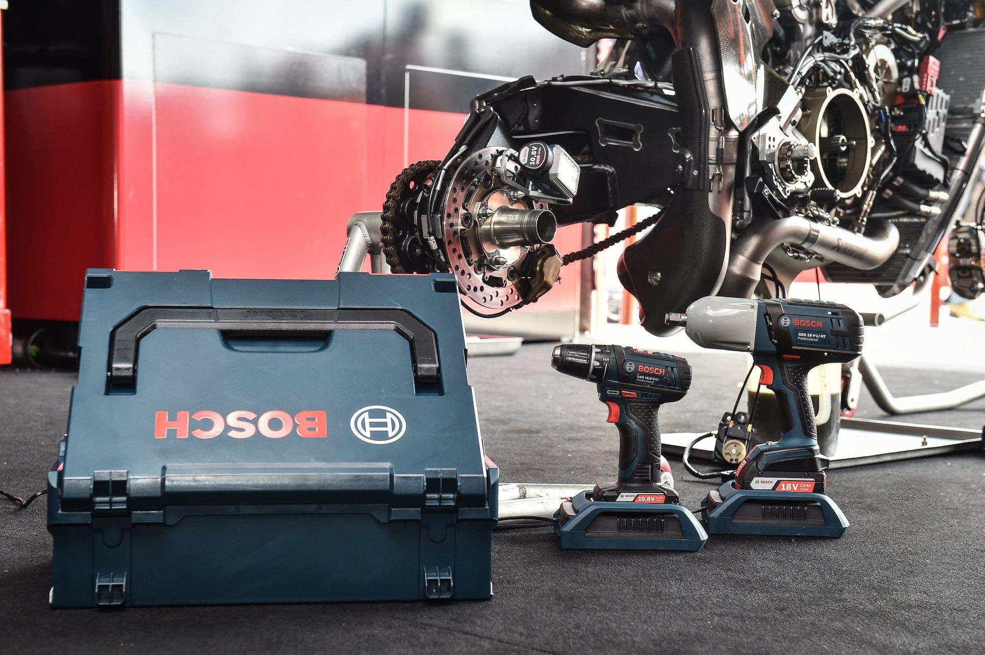 Assistenza elettroutensili Bosch Professional
