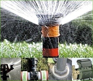 irrigazioni aree verdi