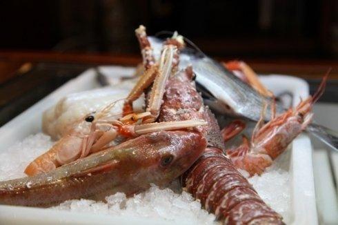 Pietanze di pesce