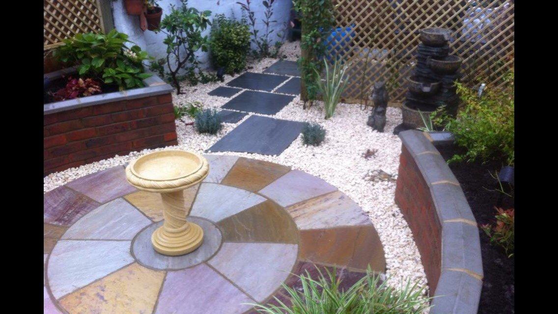 designer patios