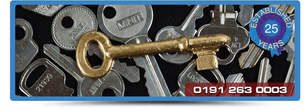 Locksmith  - Wallsend, Tyne and Wear - Lockwise Ltd - Keys