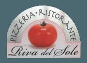 RISTORANTE PIZZERIA RIVA DEL SOLE - LOGO