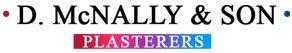 D McNally & Son Plasterers company logo