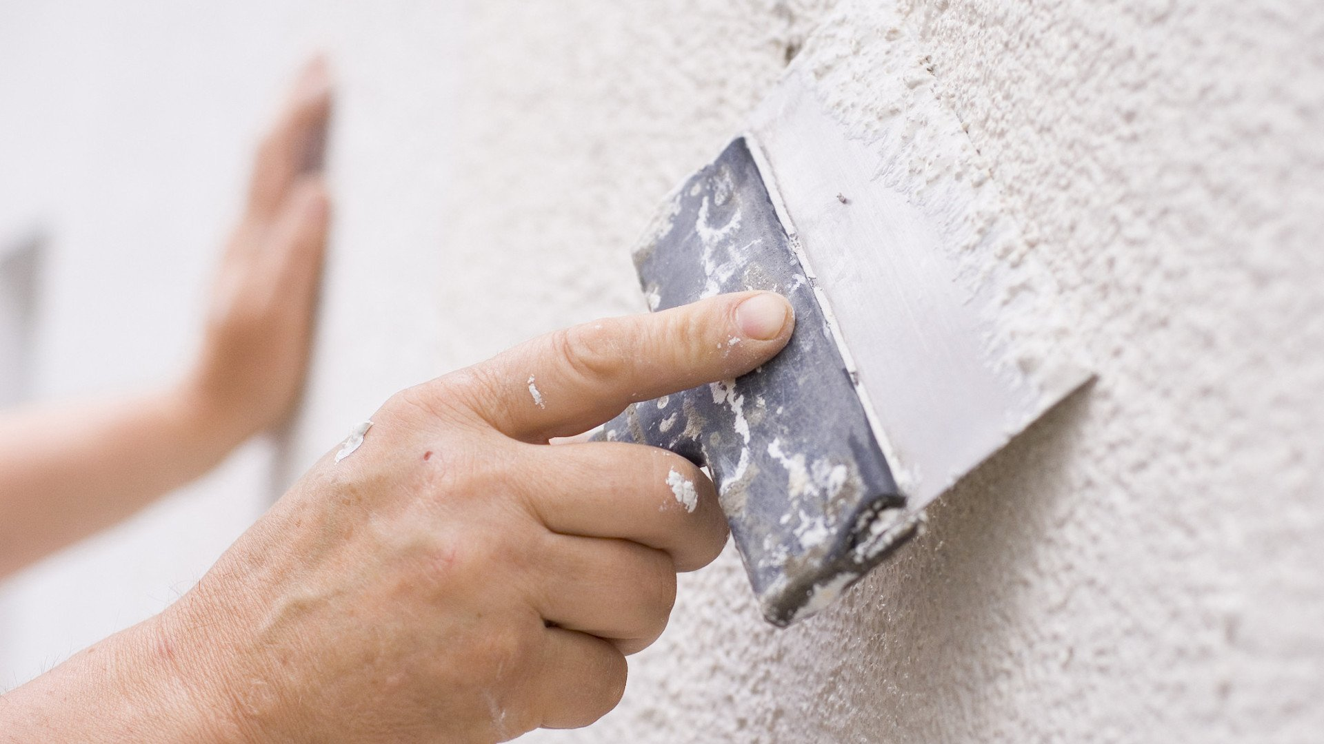 wall scrapping