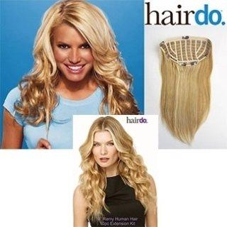 Extension Hairdo
