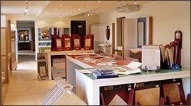 ristrutturazione showroom
