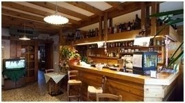 bar interno bed and breakfast