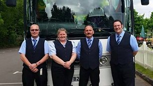 Lambert's Coaches for event travel