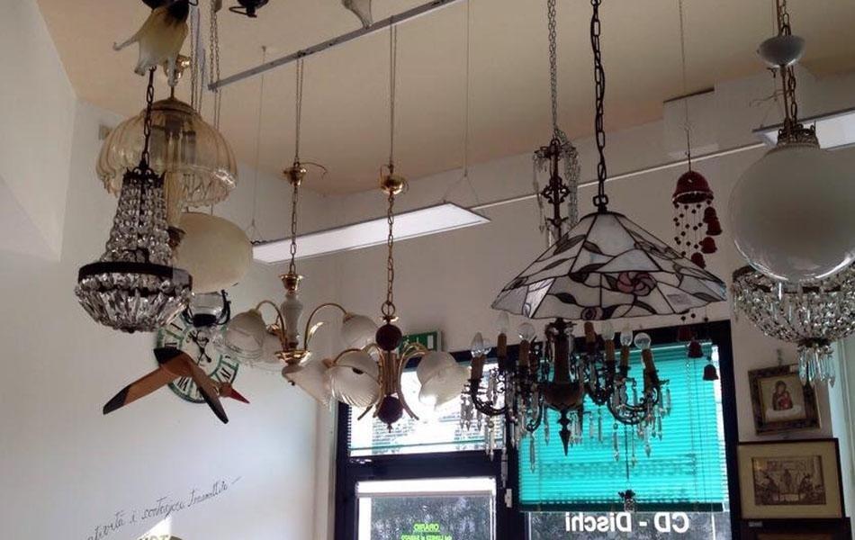 lampadari usati verona