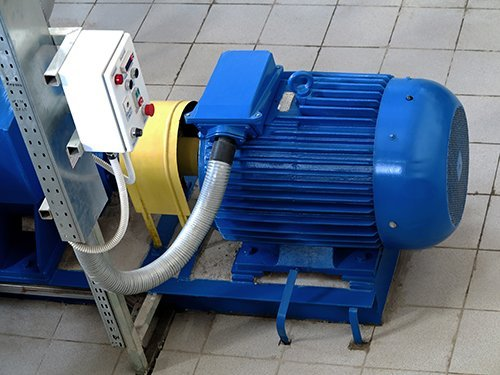 Fully functional pump after repair