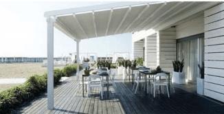 Sistemi e tende per terrazze