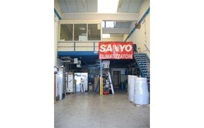 refrigerazione industriale con installazione
