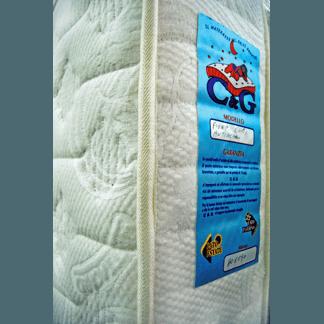 esposizione di un materasso