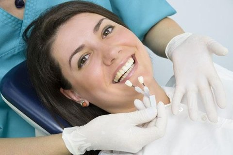 applicazione protesi parziali