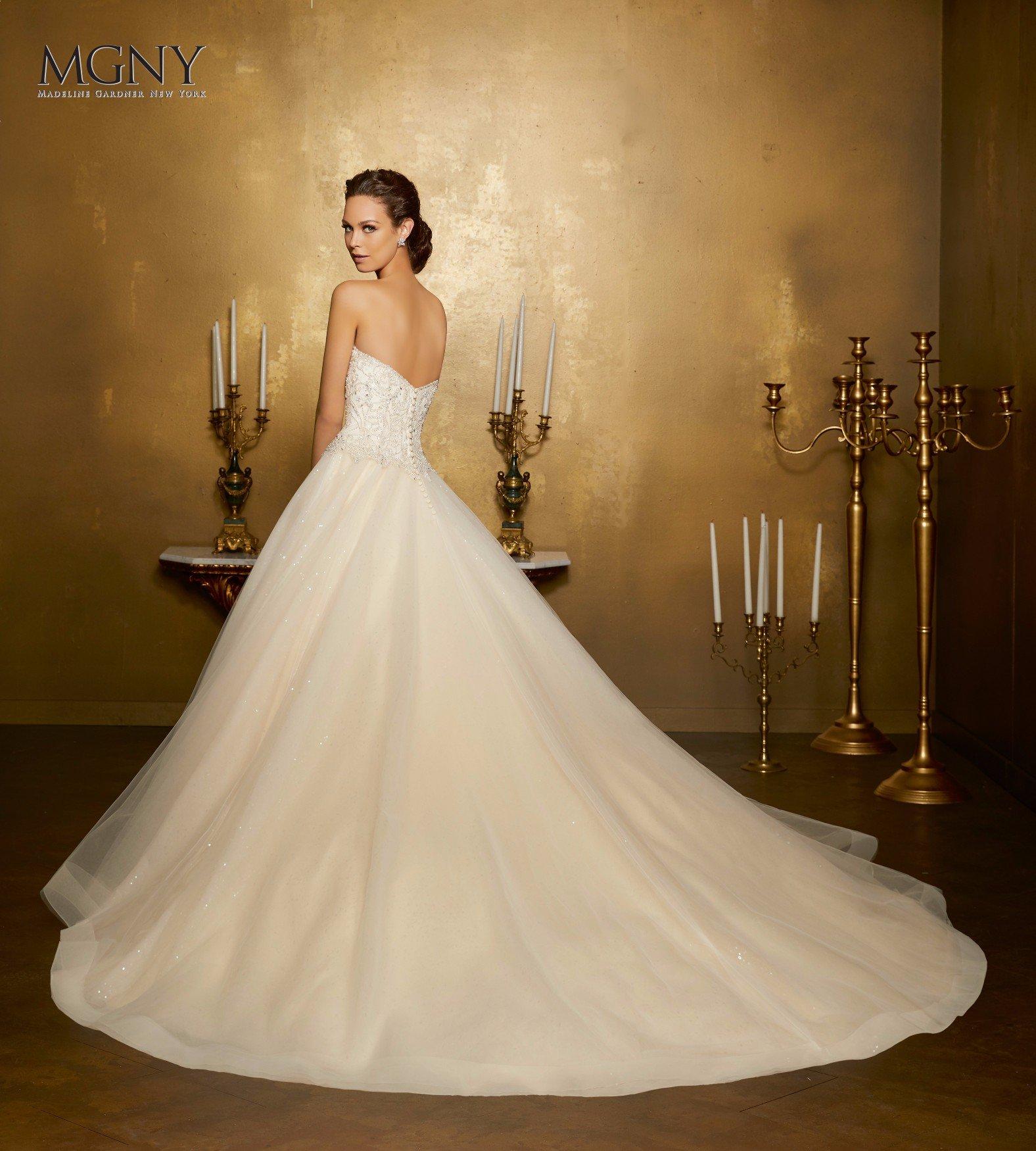 Abito da sposa elegantissimo