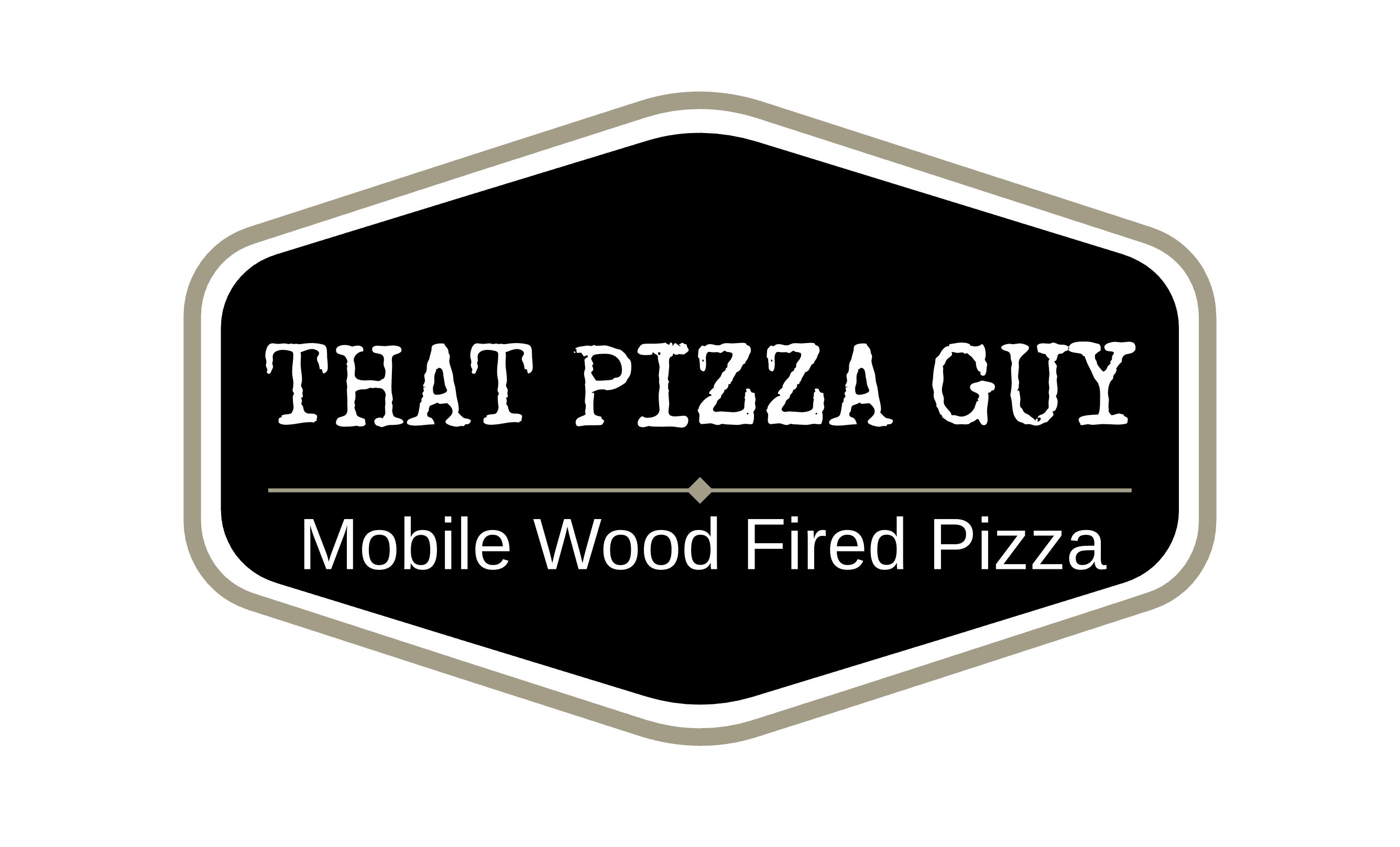 The pizza guy logo