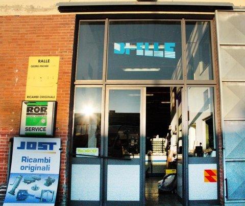 Il negozio Bi-Elle Ricambi Industriali