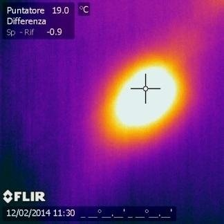 ricerca perdita impianto termico