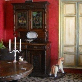 Camera antica