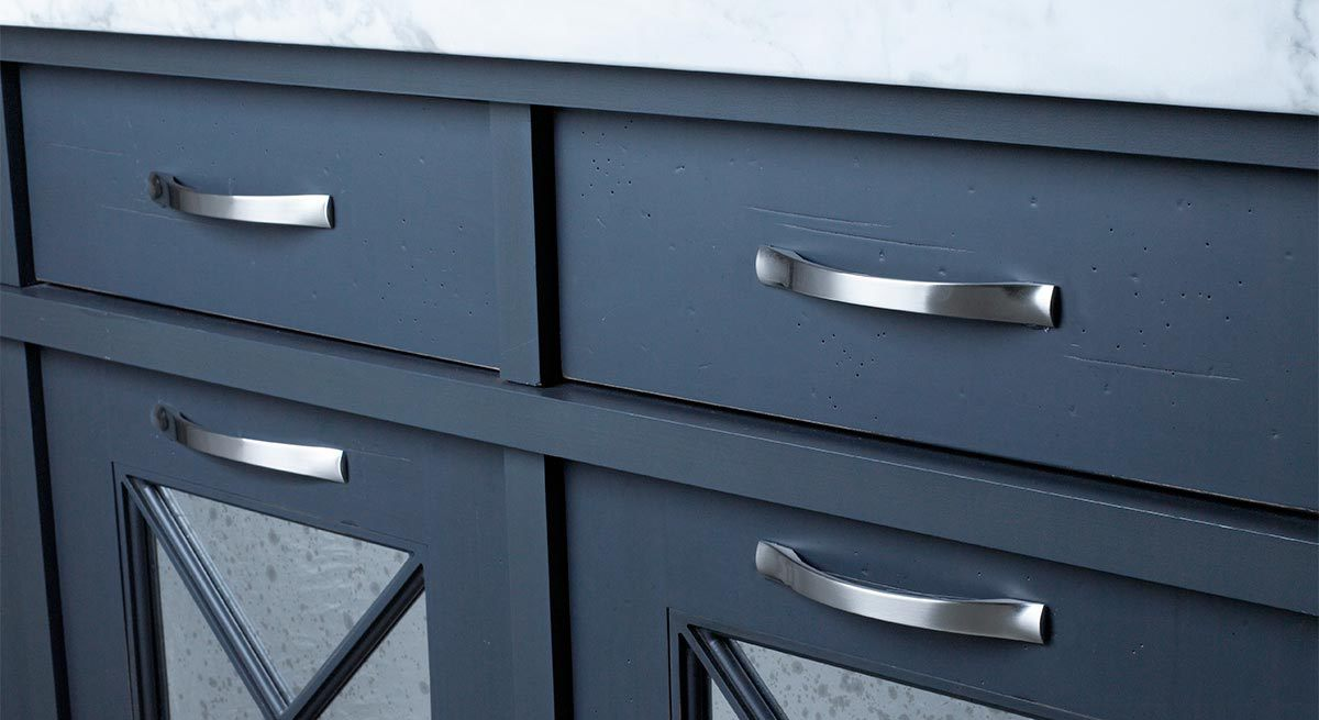 Kitchen & Bath Decorative Hardware | Vermont Kitchen & Bath Cabinets