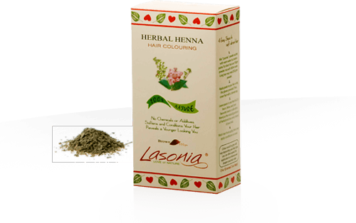 Herbal heena beauty product of Lasonia
