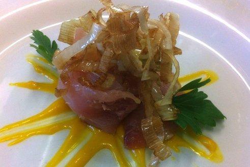 Cucina ristorante pesce Ameglia