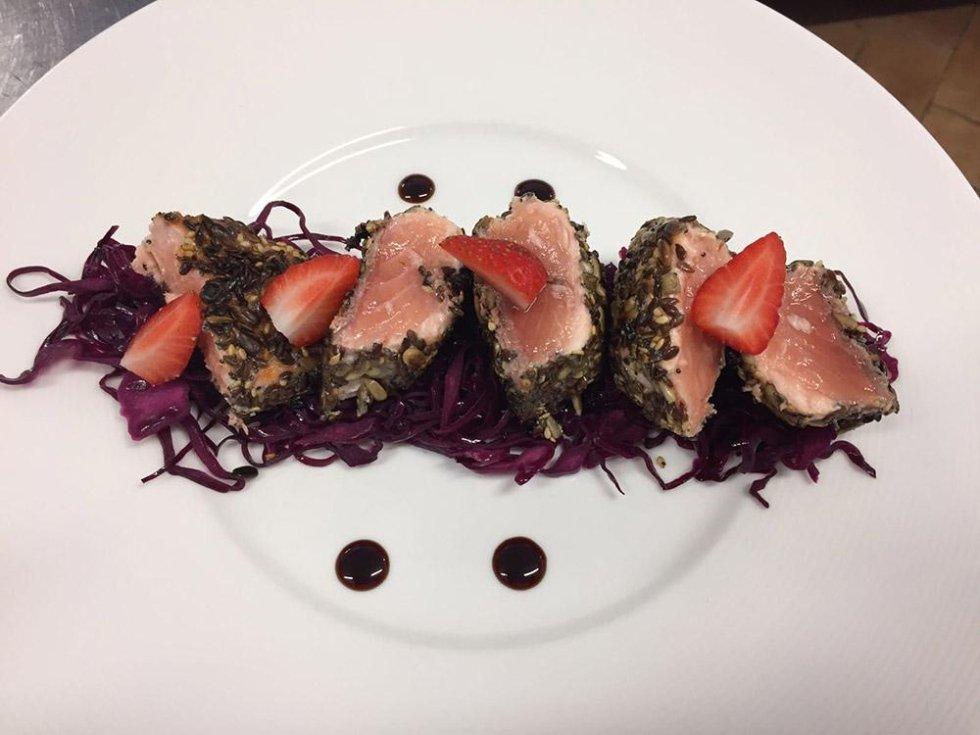 Cucina a base di pesce Ameglia (SP)