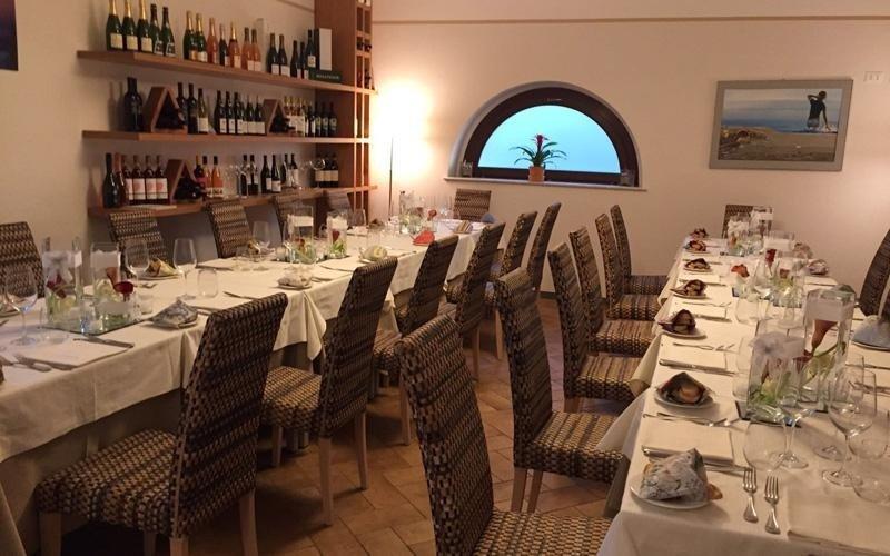 Ristorante specialità pesce La Spezia