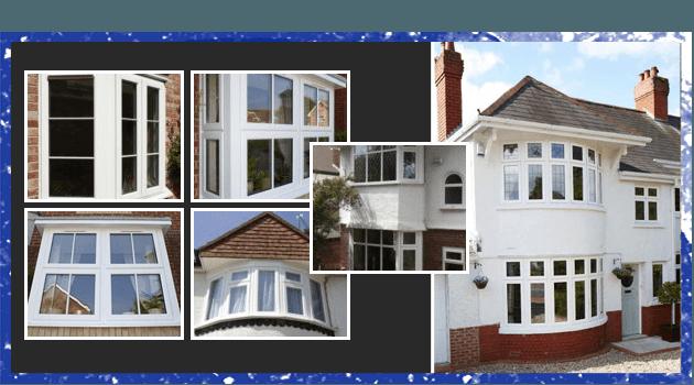 Windows - Watford - The Window Wizard Ltd - Brick house with windows