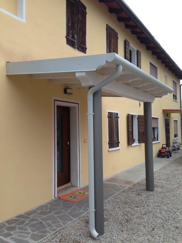Pensiline e Pompeiane - Ponte di Piave, Treviso - Falegnameria ...