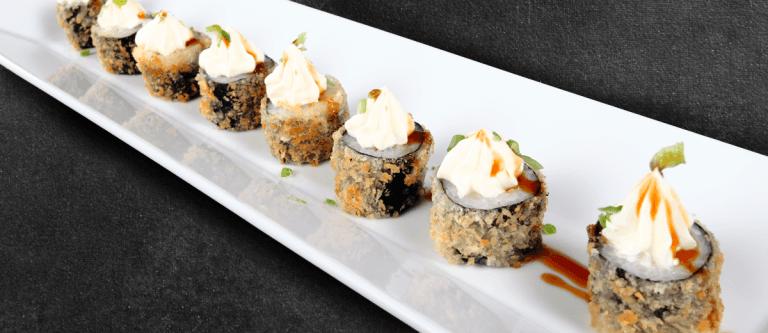 sushi a bergamo