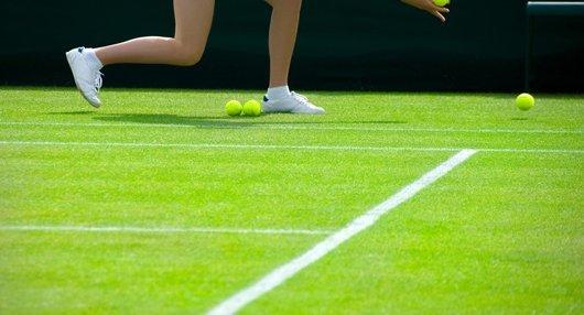 tennis pitch
