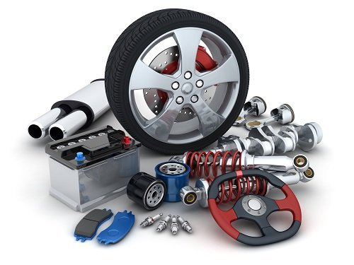 Pezzi sostitutivi per auto e moto
