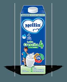 latte crescita MELLIN