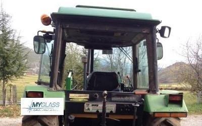 riparazione vetri trattori