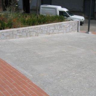 pavimentazione di pietra di reggina