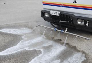 tecnica della sabbiatura