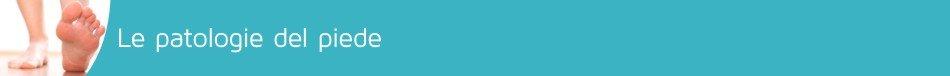 banner colorato con una foto di piedi a torino