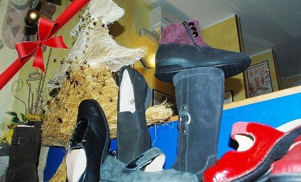 Scarpe e stivali in pelle