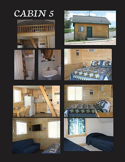 Rent a family cabin at Downata Hot Springs in Idaho