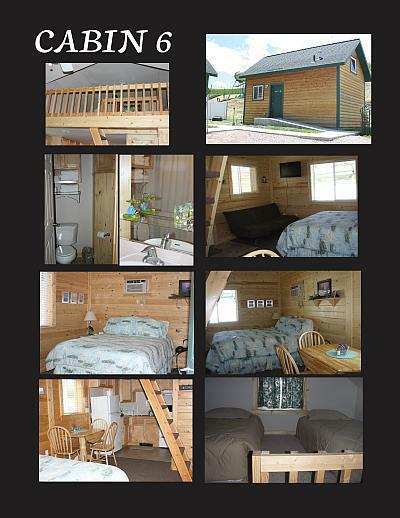 Photos of cabin 6