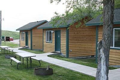 Rent a cabin at Downata Hot Springs
