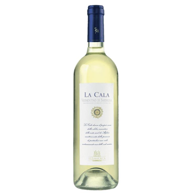 Vini bianchi cantina Ristorante Basilio a Cagliari