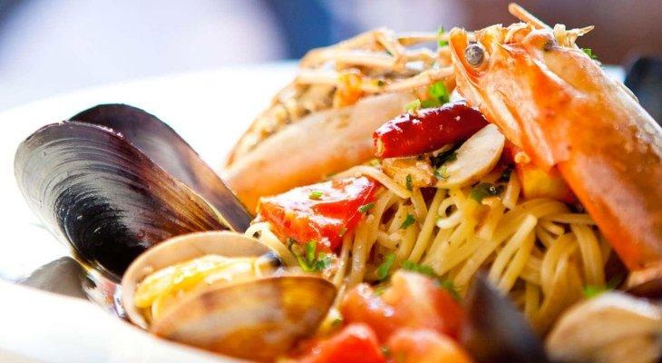 Cucina pesce Ristorante Basilio a Cagliari