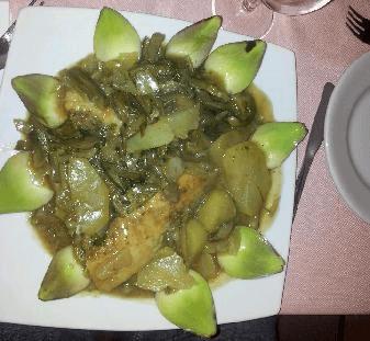 Specialità pesce ristorante Basilio a Cagliari
